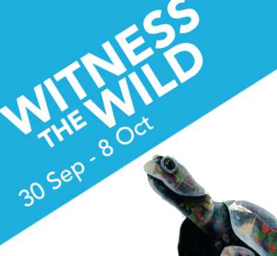Witness the Wild - © Wildscreen 2015